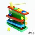 Đập bóng zigzac 3 tầng VM83