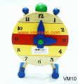 Đồng hồ lắp ghép số học VM10