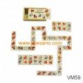 Hộp domino con vật VM58