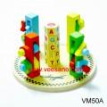 Trụ hình khối zigzac VM50