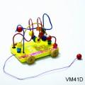 Xe kéo luồn hạt VM41D