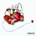 Xe kéo luồn hạt VM41B