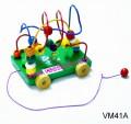 Xe kéo luồn hạt VM41A