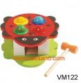 Đập bóng màu sắc - Côn trùng VM122