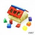 Nhà thả hình khối VM87