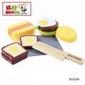 Bộ cắt ghép đồ ăn phương Tây Benho BH3604
