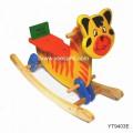 Bập bênh ngựa gỗ Veesano - Mèo con [YT9403A]