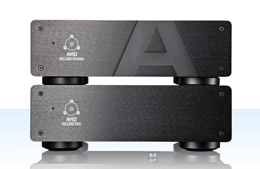 AVID hifi  PELLERE phono stage complete 230v EU