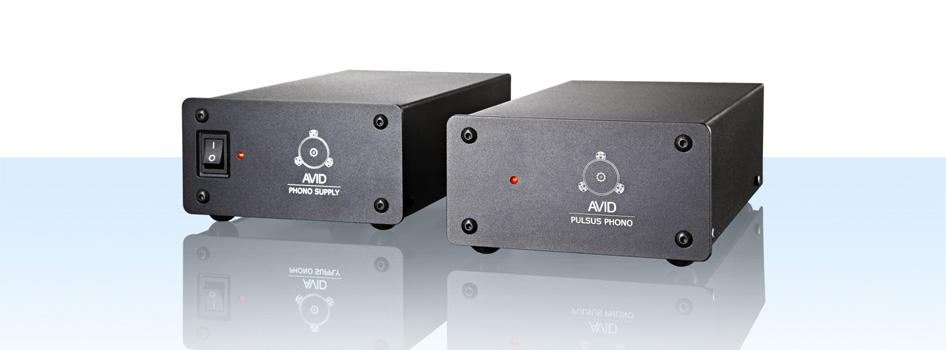 AVID hifi  PULSUS phono stage complete 230v EU