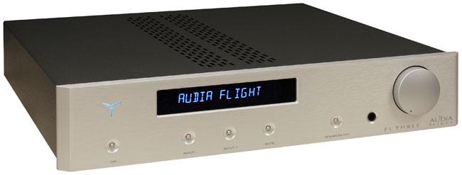 Amphly Audia Flight Three