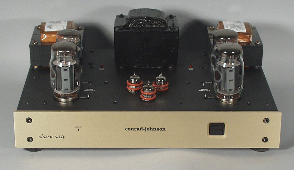 Conrad Johnson Classic 60 SE Stereo Power Amplifier
