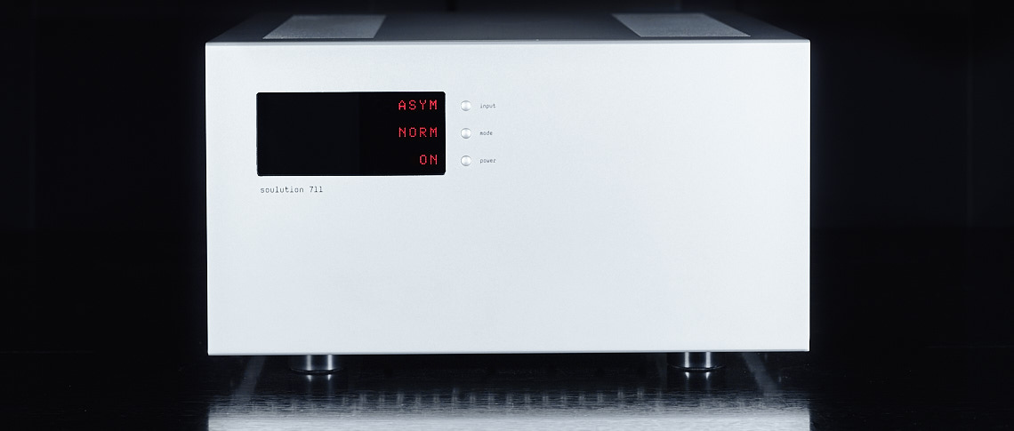 Soulution 711 Stereo Power Amplifier