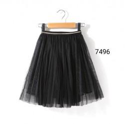 7496. Chân váy ren Hàn Quốc