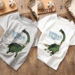 00016. Áo phông JDK khủng long