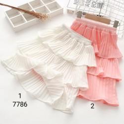 7786. Chân váy Hàn Quốc 3 tầng