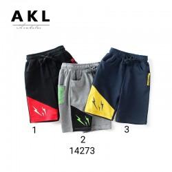 14273. Quần short khủng long hãng AKL