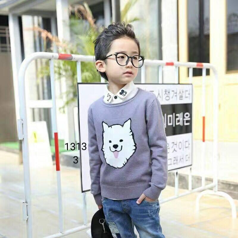 1313 áo len Hàn Quốc 176ALK