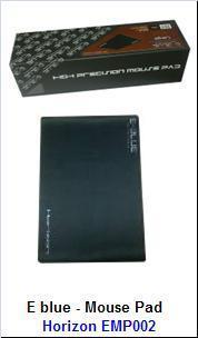 E blue - Mouse Pad Mazer: EMP001