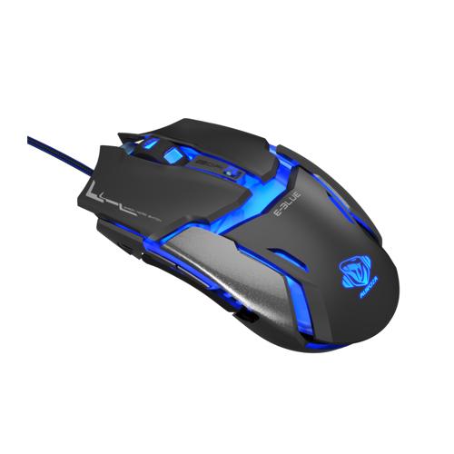 Chuột Game E-BLUE™ - Auroza-IM: EMS602BKAA-IU