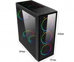 Case máy tính Forgame MIRAGE 3000
