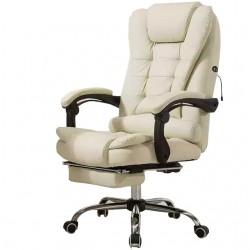 Ghế văn phòng massage E-Dra EOC2000 Cream