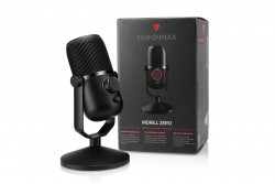 Microphone Thronmax Mdrill Zero M4 Jet Black
