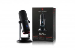 Microphone Thronmax Mdrill One M2 Jet Black