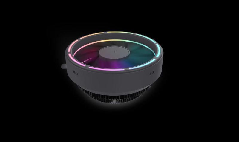 Fan tản nhiệt CPU FORGAME G500 - LED RGB
