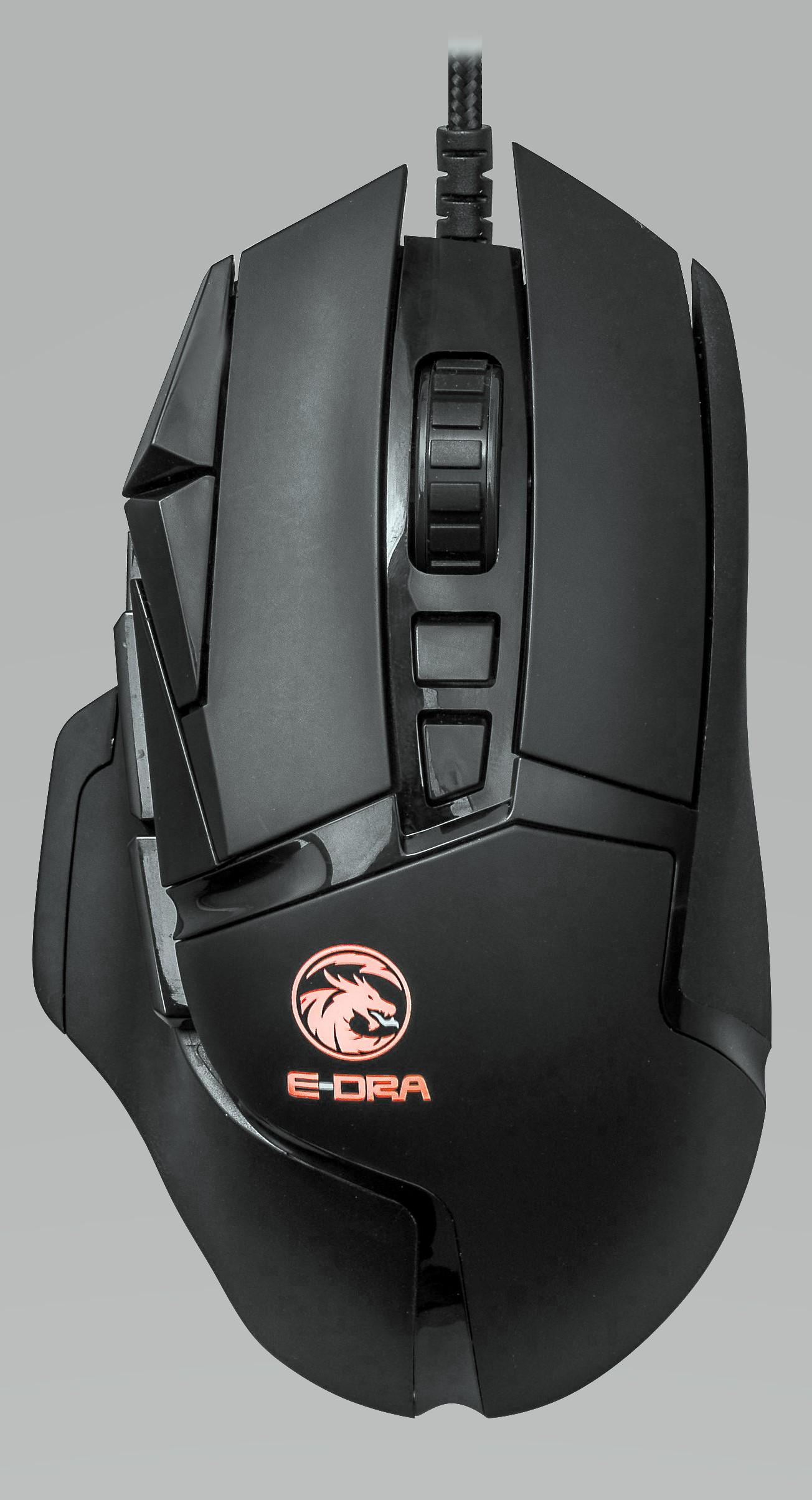 Chuột chơi game E-DRA EM6502