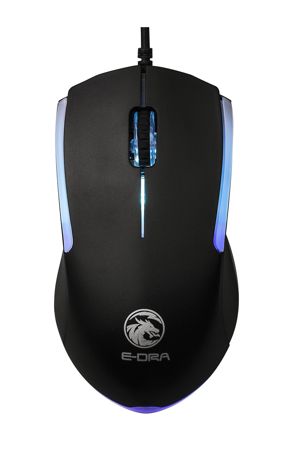 Chuột chơi game E-DRA EM602