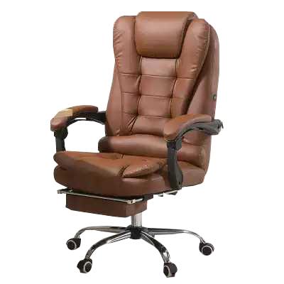 Ghế văn phòng massage E-Dra EOC2000 Brown