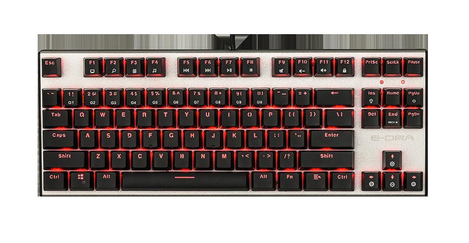 Bàn phím chơi game E-DRA 3087