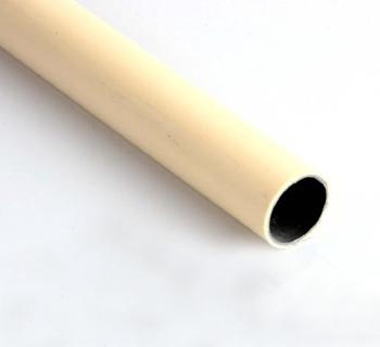 Ống thép bọc nhựa, (Cream)
