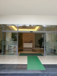 Cửa tự động Teraoka- Nhật bản