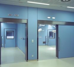 Cửa tự động chuyên dụng cho bệnh viện
