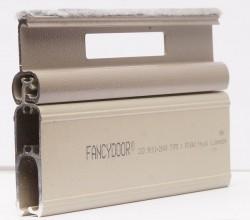 Fancydoor FC64U cửa cuốn khe thoáng