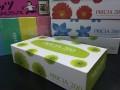 Set 5 hộp Giấy ăn Pricia 200 tờ họa tiết hoa