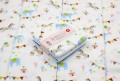 Khăn tắm Nhật Nissen mẫu  rạp xiếc (size to)