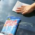Set 10 giấy ướt lau gương kính ôtô chống bám nước
