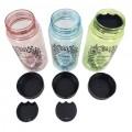 Bình đựng nước cho trẻ nhỏ có nắp đậy chống sặc (3 màu)