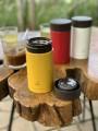 Bình giữ nhiệt cỡ nhỏ 250ml Mog2Mug (màu vàng)