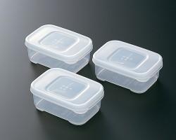 Bộ 3 hộp nhựa chữ nhật 190ml