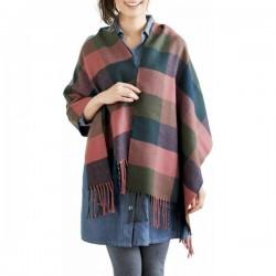 Khăn quàng cổ thời trang bằng len mỏng