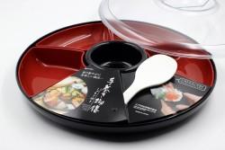 Khay chia ngăn đa năng (đựng đồ ăn lẩu, sushi, bánh mứt kẹo)
