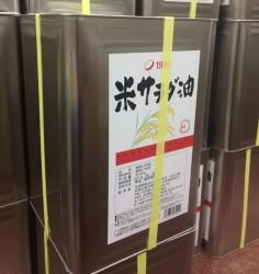 Dầu gạo Tsuno Nhật Bản - can 16,5kg