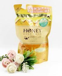 Sữa tắm Honey dưỡng ẩm, làm mịn dạng gel (loại túi)