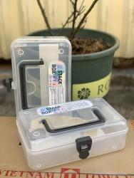 Hộp đựng thuốc và dụng cụ y tế cỡ nhỏ (nhựa trong)