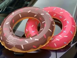 Phao bơi trẻ em mẫu bánh donut