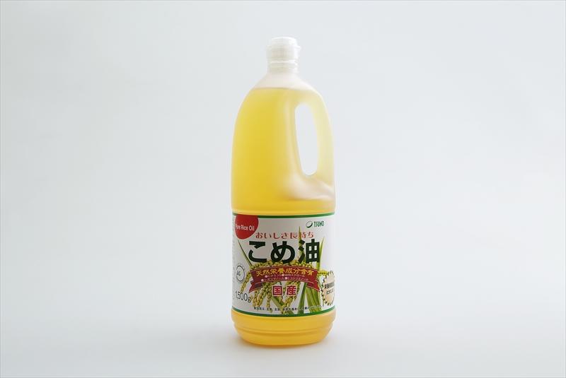 Dầu gạo cao cấp Tsuno 1500gr
