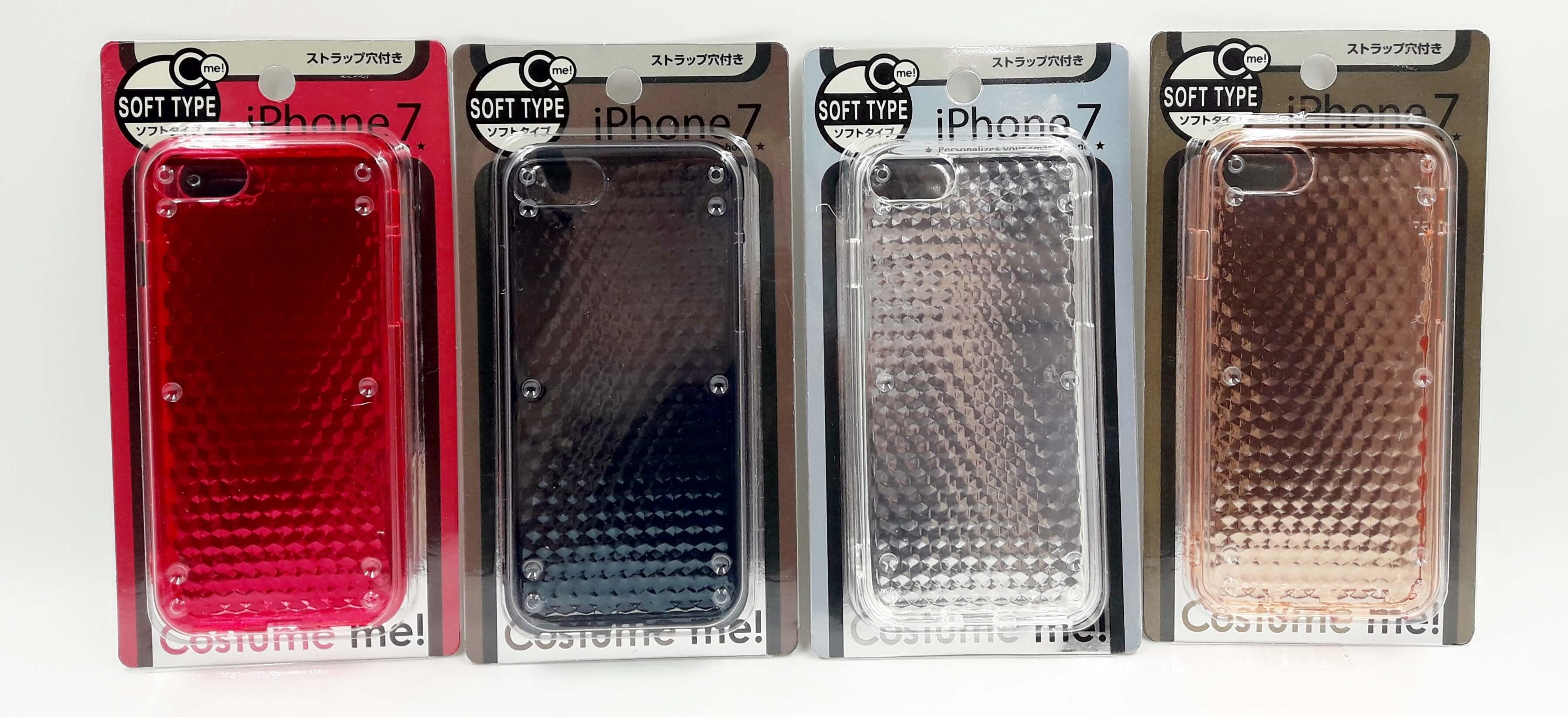 Ốp lưng iPhone 7 họa tiết kim cương